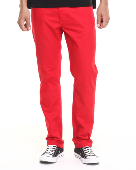 Born Fly Red Jeans