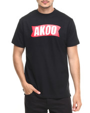 Men - Akoo Flag Tee