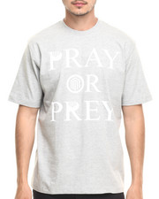 Men - Pray or Prey Tee