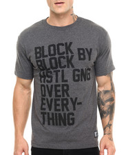 Men - Block by Block Tee