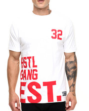 Men - Established Tee