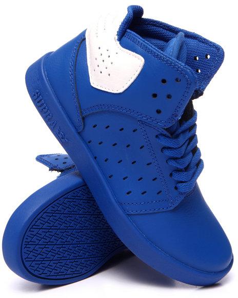 Supra - Boys Blue Atom Sneakers (11-6)