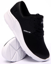 Supra - Noiz Ultra Lightweight Leather and Mesh Sneaker