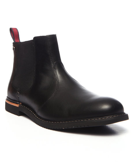 Timberland - Men Black Brook Park Chelsea Boots