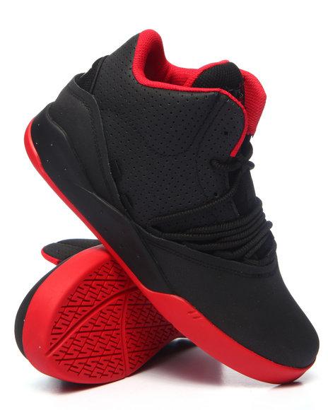 Supra - Men Black,Red Estaban Sneakers