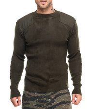 DRJ Army/Navy Shop - Rothco G.I. Style Acrylic Commando Sweater