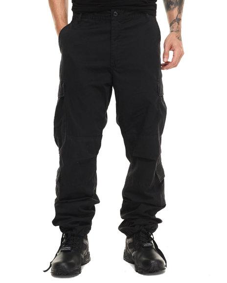 Rothco Men Rothco Vintage Paratrooper Fatigue Pants Black X-Small