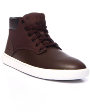 Timberland - Groveton Plain - Toe Leather / Fabric Chukka