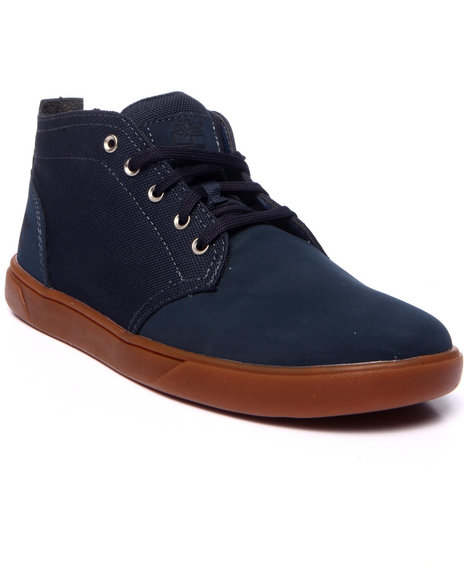 Timberland Navy Sneakers