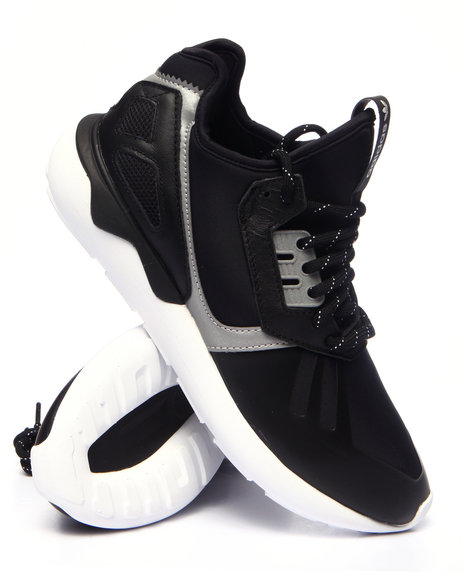 Adidas - Men Black Tubular Low - $93.99
