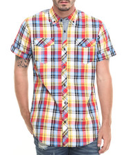 AKOO - Ruckus S/S Button-down