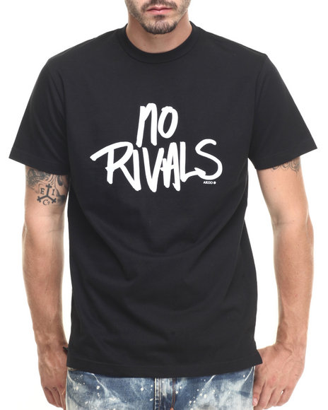 Akoo - Men Black No Rivals Tee