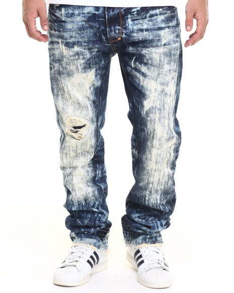 Akoo Medium Wash Jeans