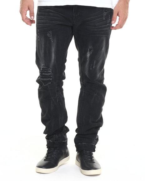 Akoo Black Jeans