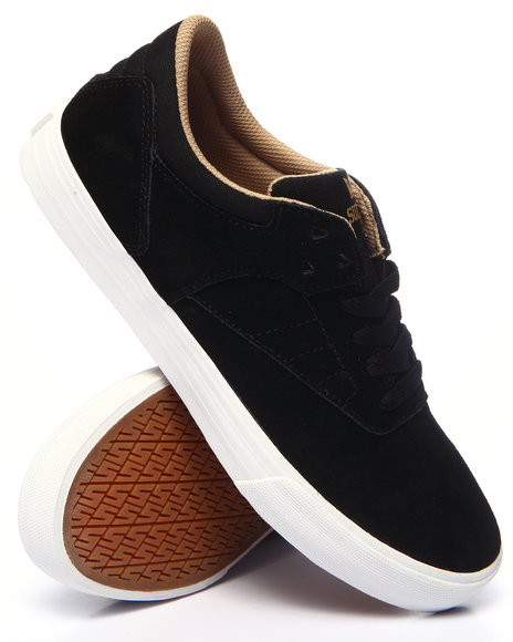 Supra - Men Black Phoenix Sneakers