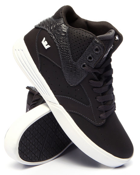 Supra - Men Grey Khan Sneakers