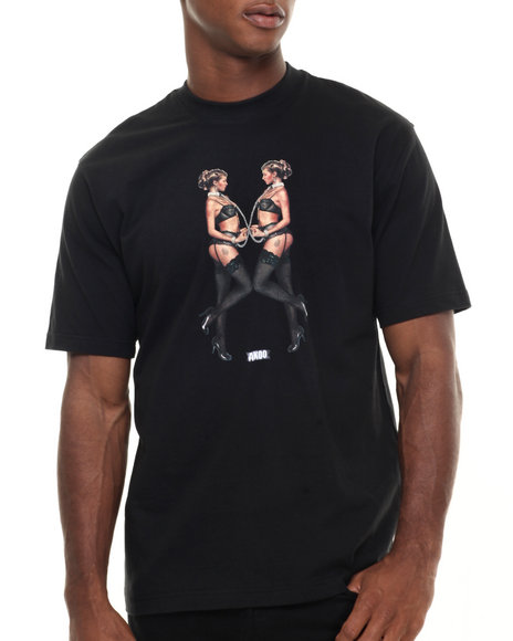 Akoo - Men Black Times Two Tee