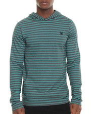 Zoo York - Padington Striped Pullover Hoodie