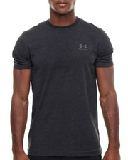Under Armour - Charged Sportstyle left chest logo s/ tee
