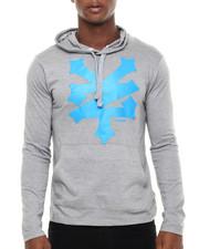 Men - Z Y Logo Pullover Hoodie