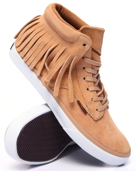 Radii Footwear - Men Brown Basic Sneaker