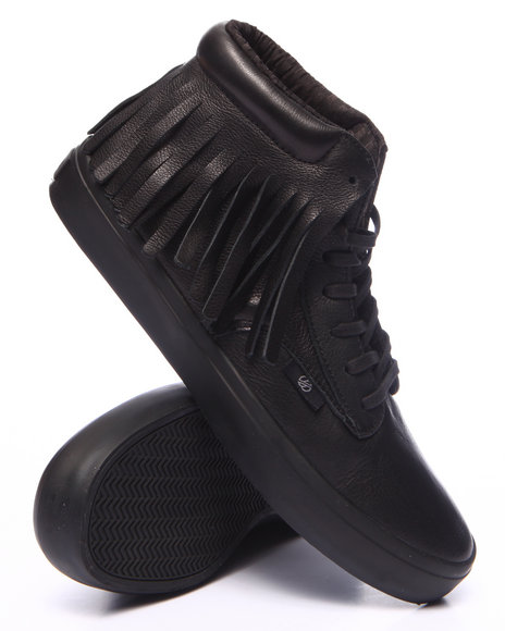 Radii Footwear - Men Black Basic Sneaker