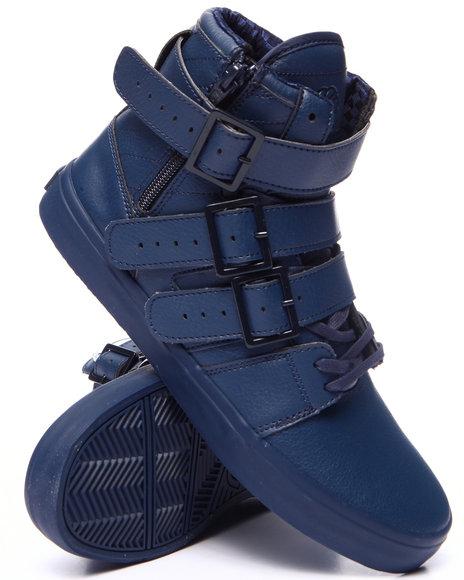 Radii Footwear - Men Navy Straight Jacket Vlc Sneaker