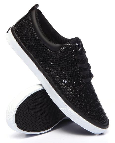Radii Footwear - Men Black The Jax Sneaker