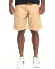 Shorts - Volume Twill Shorts