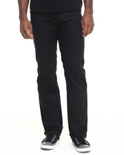 Men - Flame Stitch Straight Fit Core Jeans