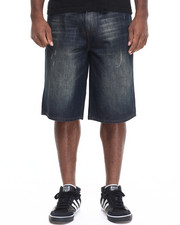 Men - BSR Core Denim Shorts