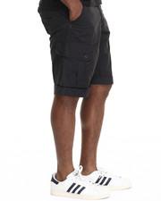 Men - Poplin Cargo Shorts