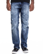 Men - Cougar Wash denim Jeans