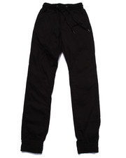 Bottoms - FLAT FRONT TWILL JOGGERS (8-20)