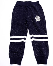 Sweatpants - SPECKLE PRINT JOGGERS (4-7)