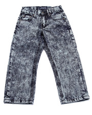 Boys - CRINKLE WASH JEANS (4-7)