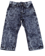 Jeans - CRINKLE WASH JEANS (2T-4T)