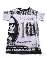 T-Shirts - DEAD PRESIDENTS TEE (8-20)