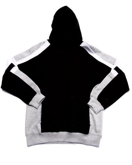 Arcade Styles - Boys Black Gladiator Hoody (8-20)