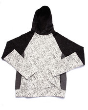 Hoodies - CONCRETE JUNGLE HOODY (8-20)