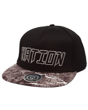 Men - Neoprene Snapback
