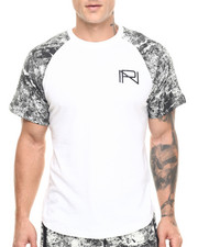 Men - Printed Raglan