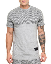 Men - Printed S/S T-Shirt