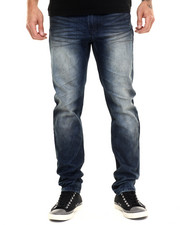 Jeans & Pants - Coated Denim