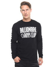 Billionaire Boys Club - HEART & MIND L/S TEE