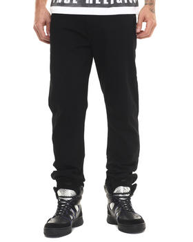 True Religion - Core Black Ricky Jean