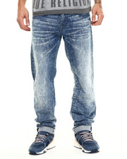 Relaxed - Geno Artist Lab Acid Wash Jean