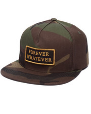 Hats - Forever Snapback Cap