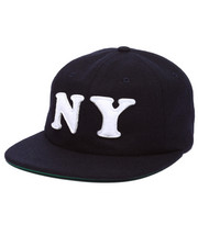 Strapback - City 6 Panel Cap