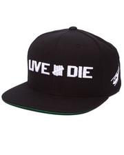 Men - Live & Die Snapback Cap
